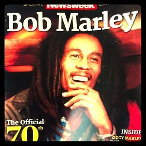 Official 70th Anniversary Tribute: Bob Marley